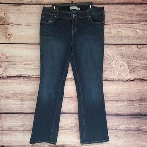 Torrid Relaxed Bootcut Jeans Size 16R
